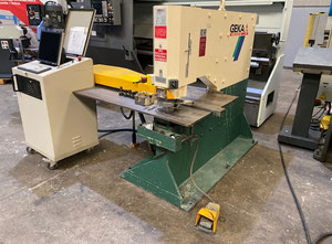 Geka Puma 55/E-750 CNC punching machine