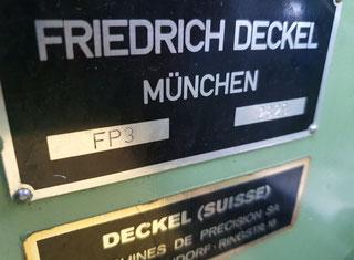 Deckel FP 3 P00608016