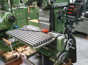 Frezarki manualne Deckel FP 3