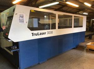 Řezačka - laserový řezací stroj Trumpf TruLaser 3030 Basic Edition