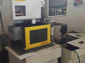Used Fanuc ROBOCUT ALFA-0A Wire cutting edm machine