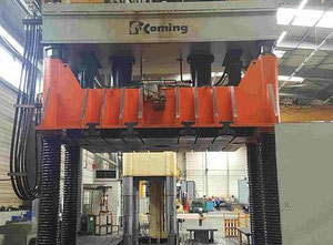 Used Coming PPS 250 TONS metal press