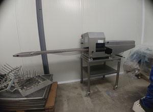 Gaser V 3000 SP Lebensmittelmaschinen