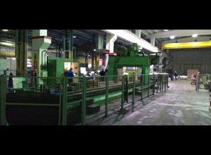 Forest-Line Gantry portal CNC Fräsmaschine