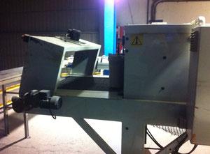 Zorpack ZEF 1000 Folien-Einschweißmaschine