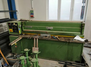Cisaille mécanique Sandworks NTC 2000 / 2.5