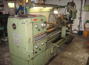 ZMM CU 582 lathe - others