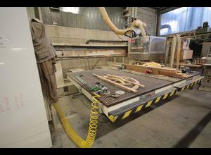 Used Bulleri FPF3226-2p V01 Wood CNC machining centre