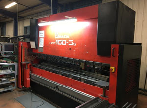 Amada hfp 100 - 3s Press brake cnc/nc