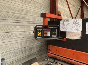 Cizalla guillotina hidráulica Amada GPX 630
