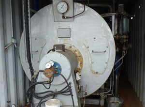 Anderson Boiler Behalter