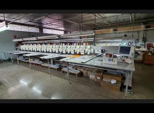SWF SWF/TA-WL912-100 Stickmaschine