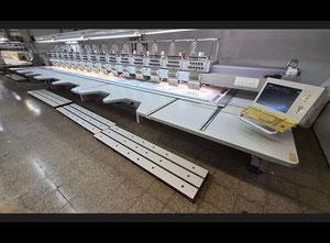 ZSK XCF 1511-400 Stickmaschine