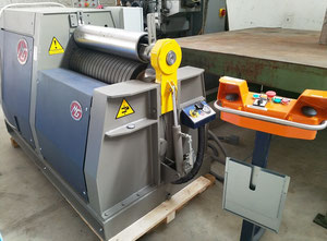 Used MG PK07_2 Plate rolling machine