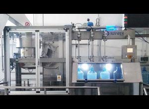 Bardi / SIAPI / Acmi RL3+TP1 EA1S-L Abfüllmaschine - komplette PET-Linie für Wasser