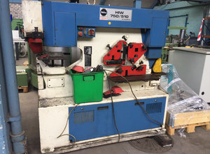 Mubea HIW 750-510  -  Section shear