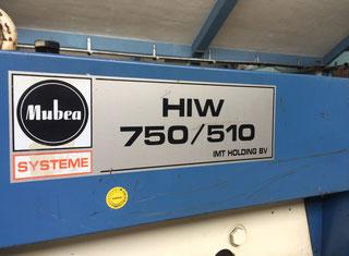 Mubea HIW 750-510 P00610045