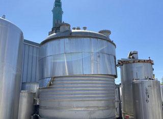 Cicr Agitated reactor 45850L S/S 316L P00610059
