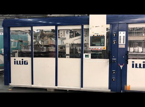 Illig RDK 80S Thermoforming - Automatic Roll-Fed Machine