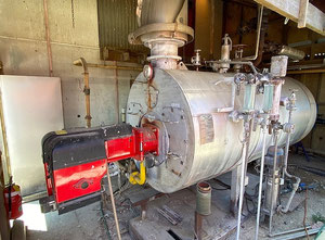 Anderson NATURAL GAS STEAM BOILER Kessel