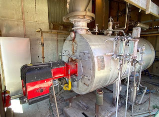 Anderson NATURAL GAS STEAM BOILER P00610086
