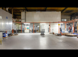 Monkiewicz Powder Coating Plant P00610113