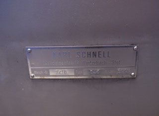 Karl Schnell DKM400/780 P00610114