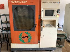 Charmilles Robofil 290P Wire cutting edm machine