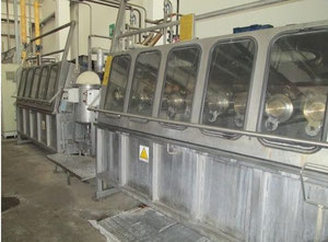 Używana maszyna do farbowania Maibo T.B.M.