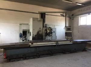 Frezarka CNC pionowa TOS FSQ 80 CNC