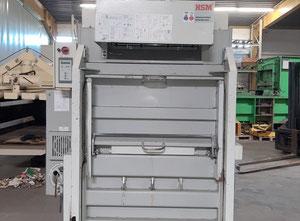 HSM 500.1 VL Recycling machine