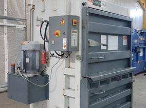 Stroj na recyklování plastů HSM GmbH & Co. KG V-Press 1160 ECO Plus