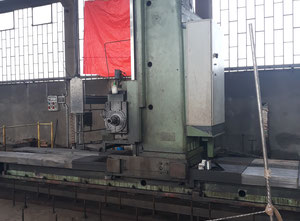 TOS WD 130 Горизонтально-расточной станок