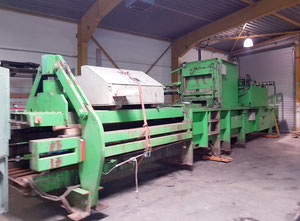 Paal KONTI 325 E Recycling machine