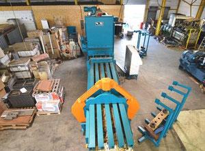 Paal Konti 425 C Recycling machine