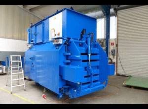 Macchina di riciclaggio di plastica Presto GmbH & Co. KG CC 90 M