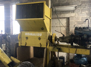 Komaisu Shredder 1 Машина для измельчения пластика