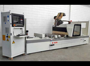Centre d'usinage à bois cnc SCM Tech Z25 OHT7