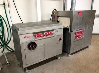 VC 999 chamber vacuum P00612048
