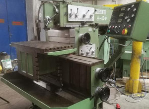 TOS FNGJ 32 milling machine