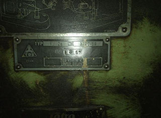 TOS FV 2A P00612130