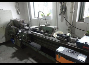 TOS SU 40/1500 lathe - others
