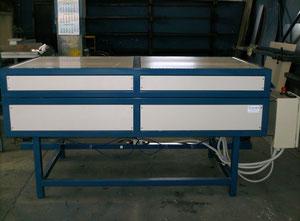 Solaro Costruzioni Meccaniche SLRT200 Glass machine