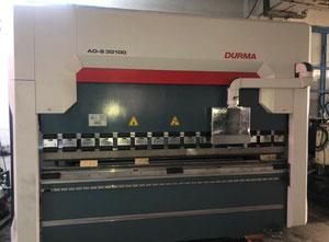 Durma AD-S 30100 Abkantpresse CNC/NC
