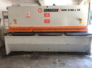 Ermak HGD 3000x10 CNC shears