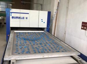 Prensa Burkle V8
