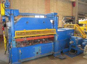 Used Mariani 1680 X 2,5 Straightening machine