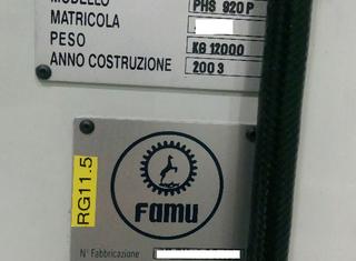 Famu PHS 920 P P00615034