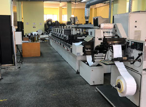 Etipol 270 mm Label printing machine