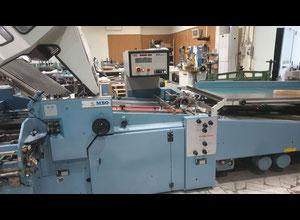 Used MBO K800 4kit paper winder - folding machine